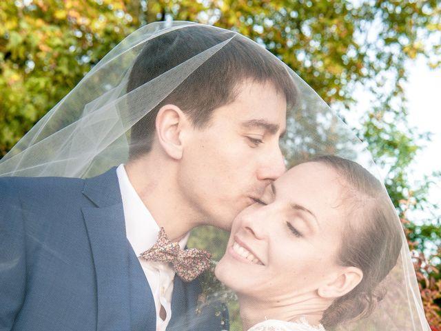 Le mariage de antoine et emilie à Auros, Gironde 37