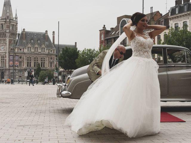 Le mariage de Jérémy et Anaïs à Roncq, Nord 1
