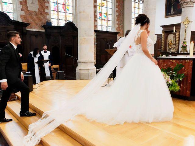 Le mariage de Jérémy et Anaïs à Roncq, Nord 16