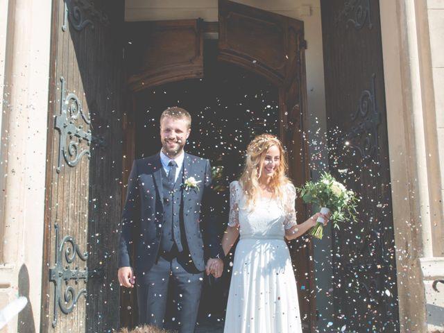 Le mariage de Chloé et Xavier