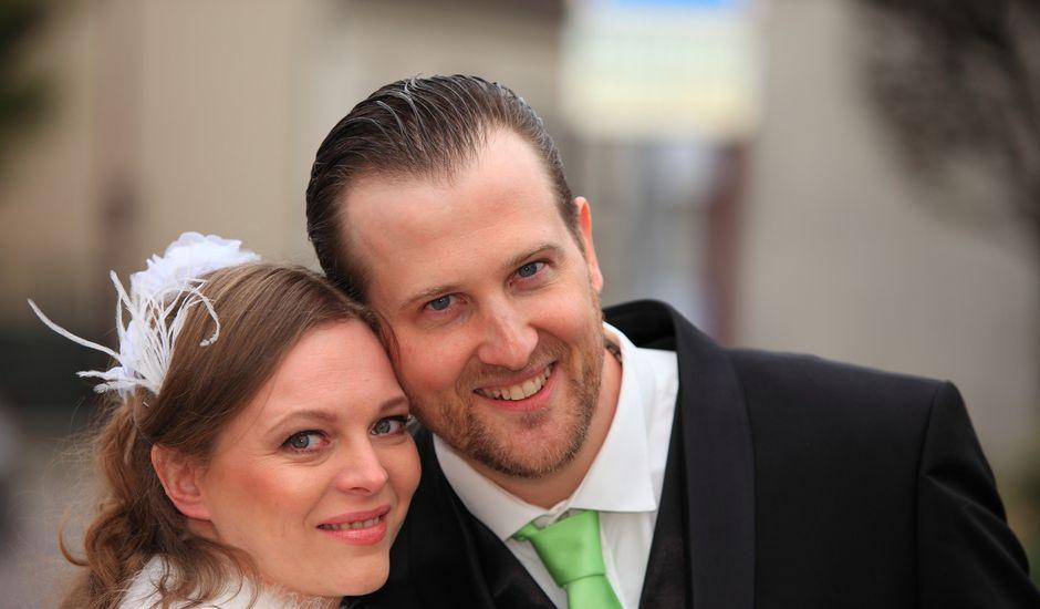 Le mariage de Mathias et Elodie à Rosny-sur-Seine, Yvelines