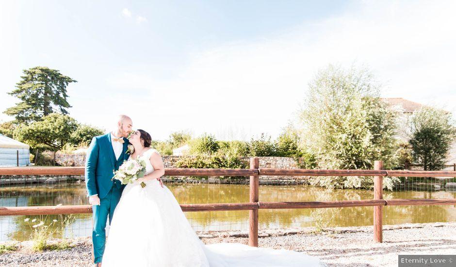 Le mariage de Damien et Laetitia à Égly, Essonne