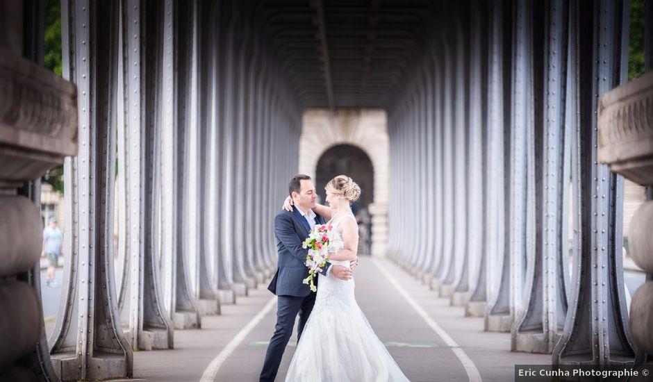 Le mariage de Ariel et Claire à Saint-Mandé, Val-de-Marne