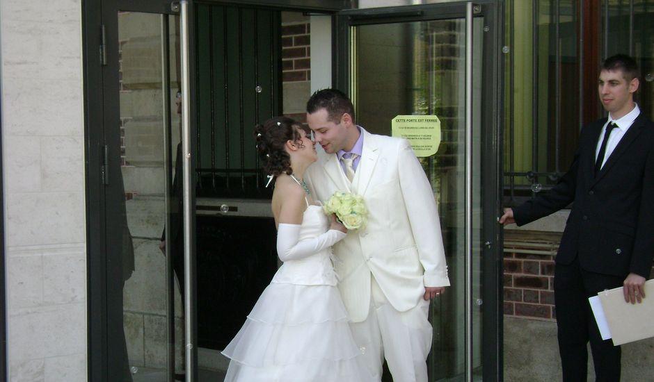 Le mariage de Marjorie et Emmanuel Junior à Romilly-sur-Seine, Aube