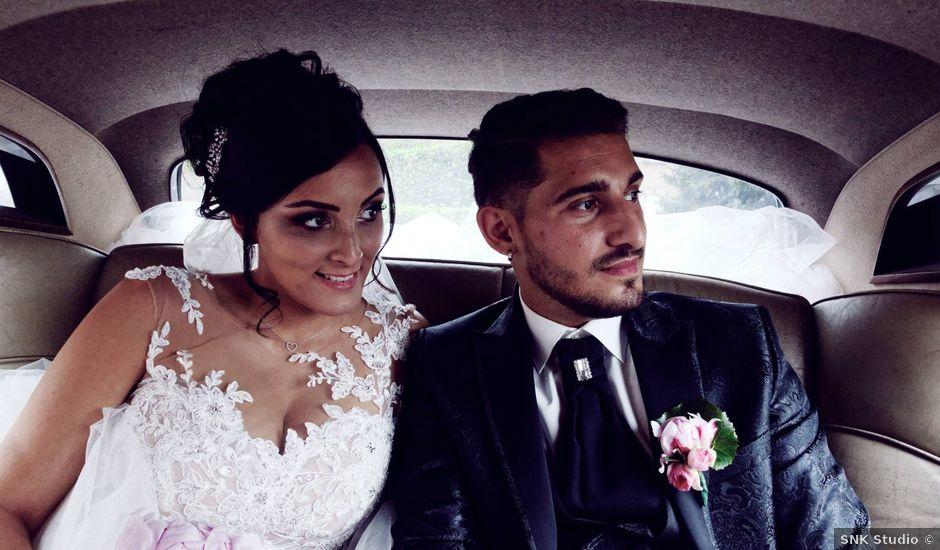 Le mariage de Jérémy et Anaïs à Roncq, Nord