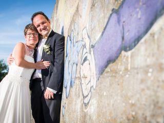 Le mariage de Elodie et Jean-François