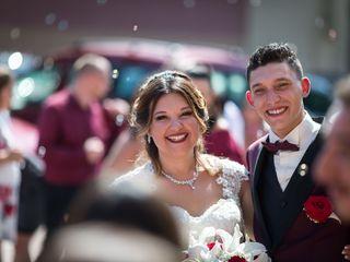 Le mariage de Marion et Logan