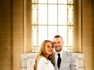 Le mariage de Alexandra et Christopher 3