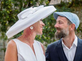 Le mariage de Bénédicte et Arnaud