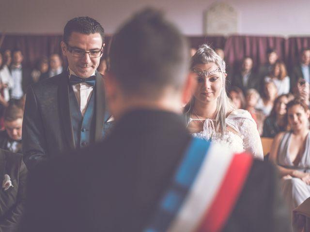 Le mariage de Valentin et Marine à Millery, Rhône 4