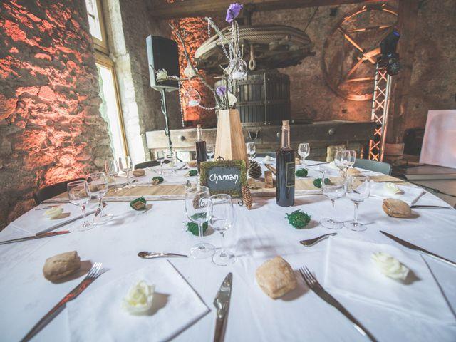 Le mariage de Valentin et Marine à Millery, Rhône 10