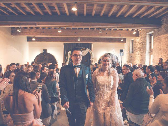 Le mariage de Valentin et Marine à Millery, Rhône 13