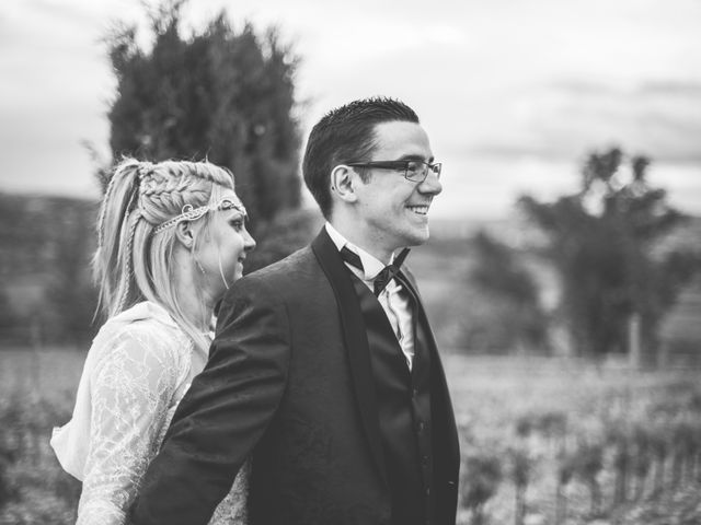 Le mariage de Valentin et Marine à Millery, Rhône 14