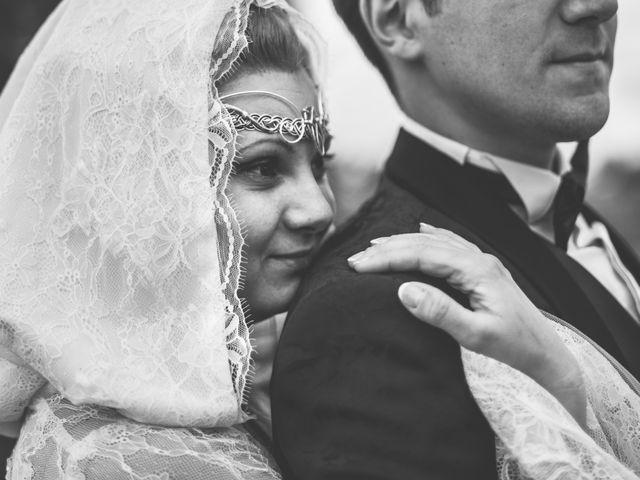 Le mariage de Valentin et Marine à Millery, Rhône 15