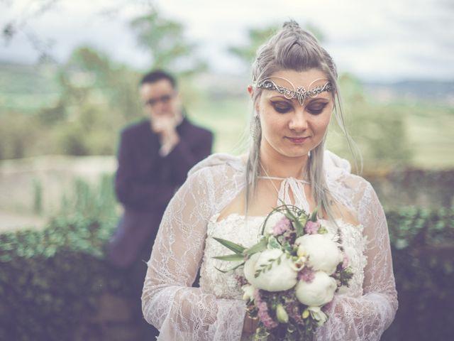 Le mariage de Valentin et Marine à Millery, Rhône 17