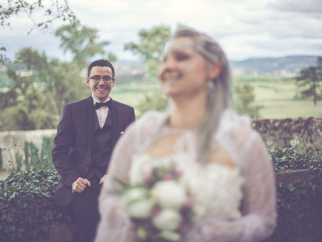 Le mariage de Valentin et Marine à Millery, Rhône 18