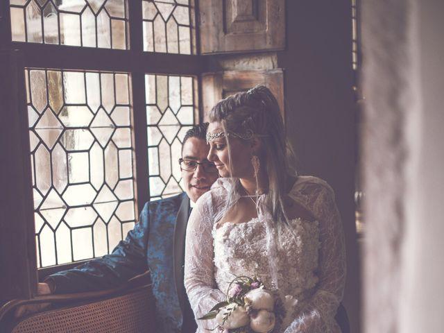 Le mariage de Valentin et Marine à Millery, Rhône 21