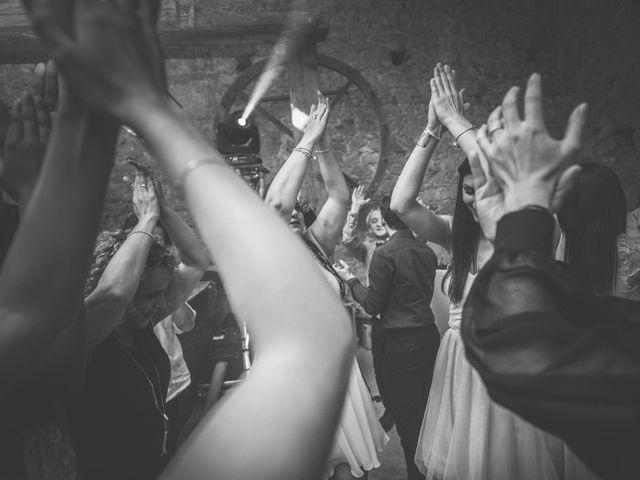 Le mariage de Valentin et Marine à Millery, Rhône 33
