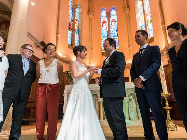 Le mariage de Jean-François et Elodie à Bully, Rhône 9