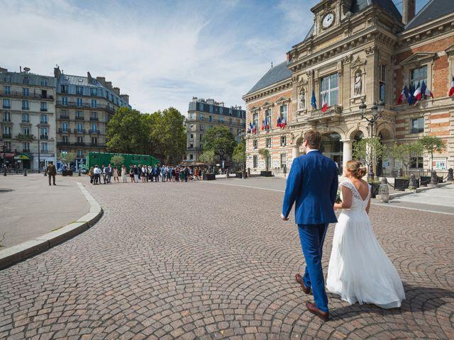 Le mariage de Olivier et Camille à Paris, Paris 22
