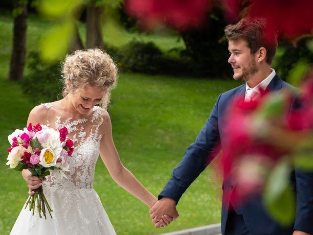 Le mariage de Thomas et Hélène à Rouxmesnil-Bouteilles, Seine-Maritime 28
