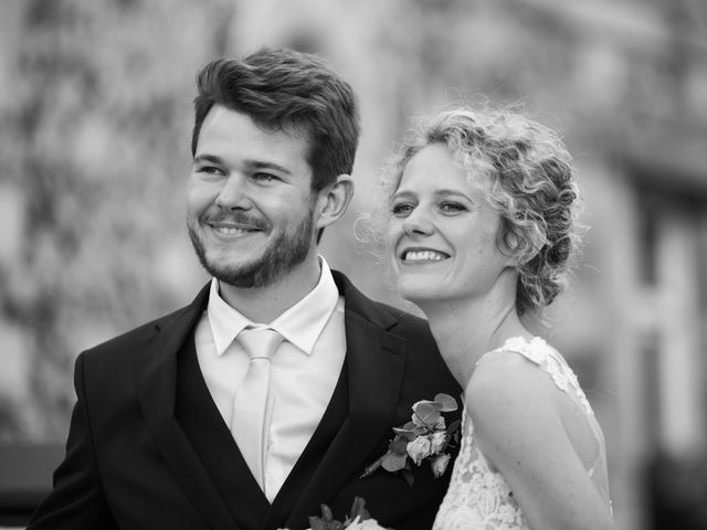 Le mariage de Thomas et Hélène à Rouxmesnil-Bouteilles, Seine-Maritime 39