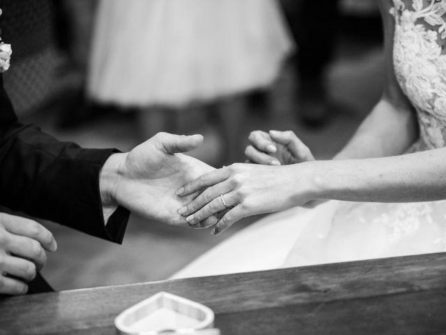 Le mariage de Thomas et Hélène à Rouxmesnil-Bouteilles, Seine-Maritime 45