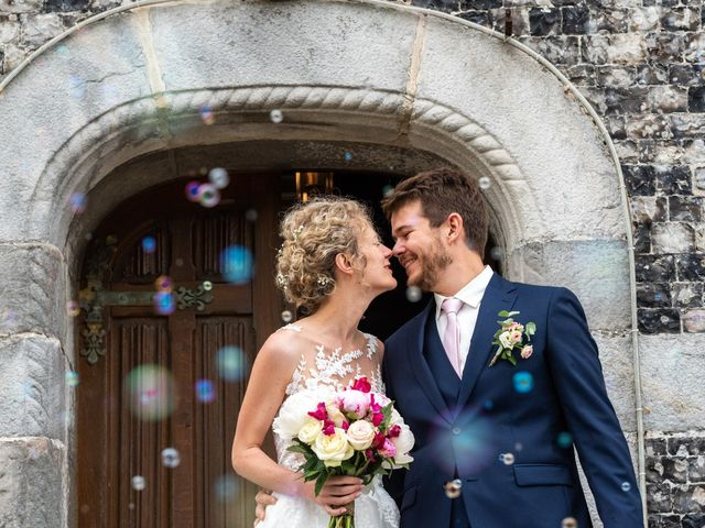 Le mariage de Thomas et Hélène à Rouxmesnil-Bouteilles, Seine-Maritime 48
