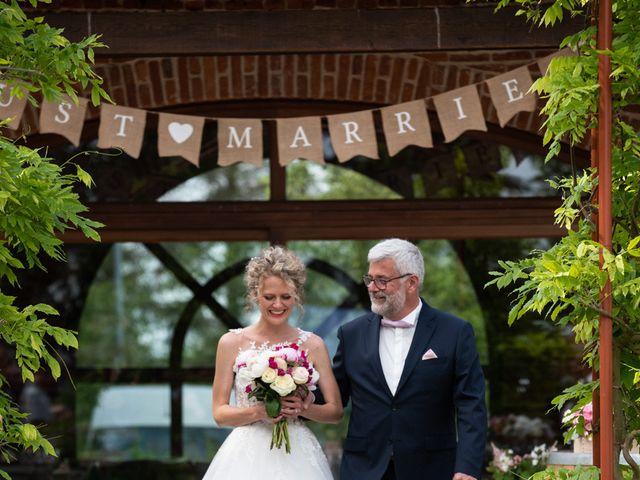 Le mariage de Thomas et Hélène à Rouxmesnil-Bouteilles, Seine-Maritime 58