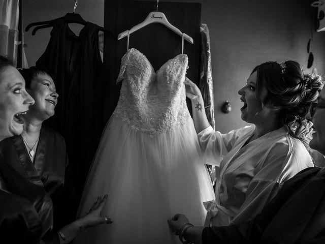 Le mariage de Logan et Marion à Souffelweyersheim, Bas Rhin 14