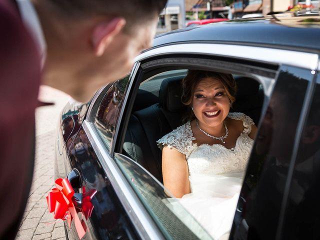 Le mariage de Logan et Marion à Souffelweyersheim, Bas Rhin 18