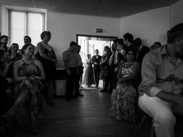 Le mariage de Logan et Marion à Souffelweyersheim, Bas Rhin 19