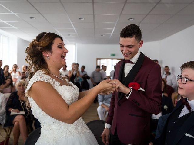 Le mariage de Logan et Marion à Souffelweyersheim, Bas Rhin 22