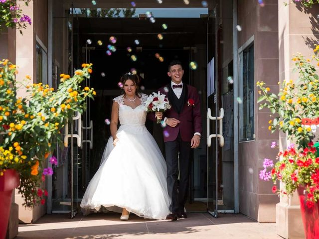 Le mariage de Logan et Marion à Souffelweyersheim, Bas Rhin 27