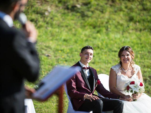 Le mariage de Logan et Marion à Souffelweyersheim, Bas Rhin 32