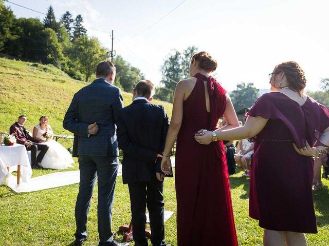 Le mariage de Logan et Marion à Souffelweyersheim, Bas Rhin 35