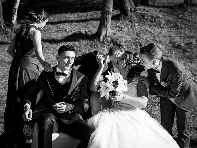 Le mariage de Logan et Marion à Souffelweyersheim, Bas Rhin 36