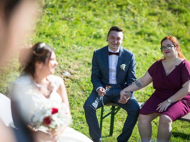 Le mariage de Logan et Marion à Souffelweyersheim, Bas Rhin 40