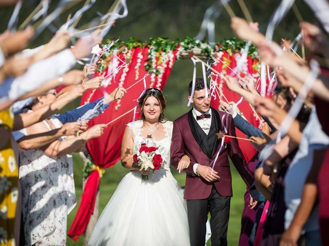 Le mariage de Logan et Marion à Souffelweyersheim, Bas Rhin 46