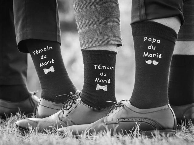 Le mariage de Logan et Marion à Souffelweyersheim, Bas Rhin 49