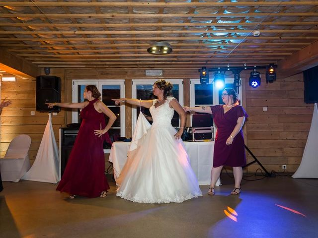 Le mariage de Logan et Marion à Souffelweyersheim, Bas Rhin 58