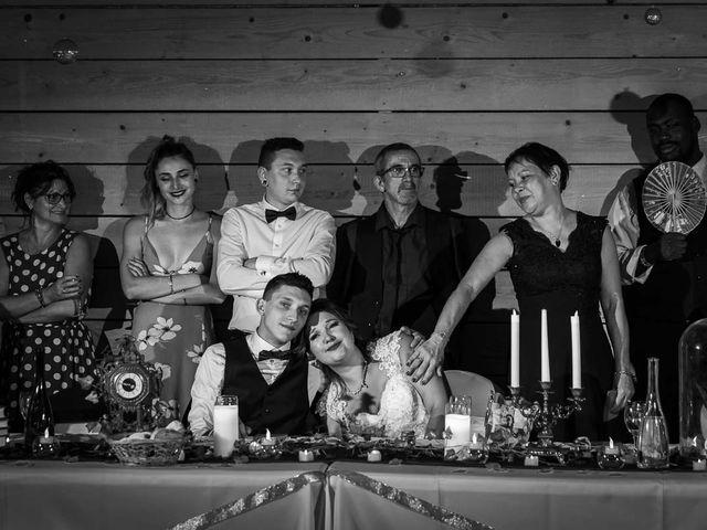 Le mariage de Logan et Marion à Souffelweyersheim, Bas Rhin 63