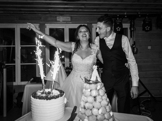 Le mariage de Logan et Marion à Souffelweyersheim, Bas Rhin 64