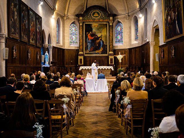 Le mariage de Christopher et Alexandra à Paris, Paris 22