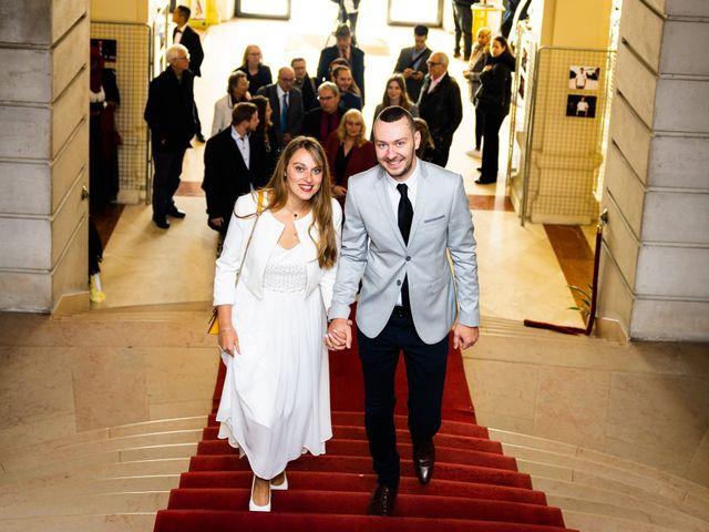 Le mariage de Christopher et Alexandra à Paris, Paris 5