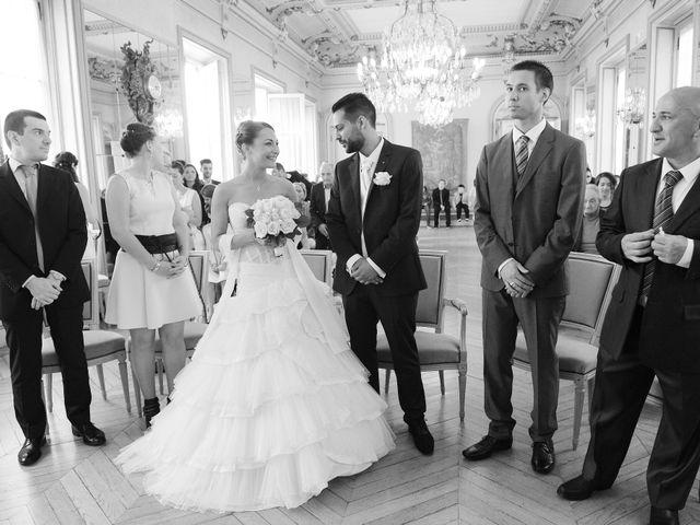Le mariage de Grégory et Emilie à Maisons-Alfort, Val-de-Marne 8