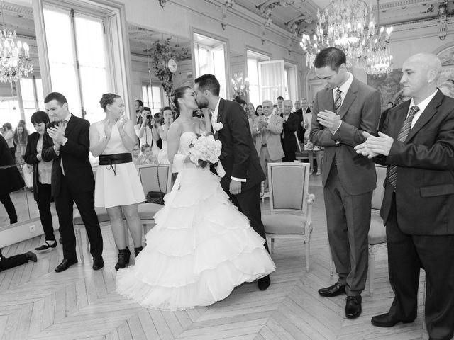 Le mariage de Grégory et Emilie à Maisons-Alfort, Val-de-Marne 9