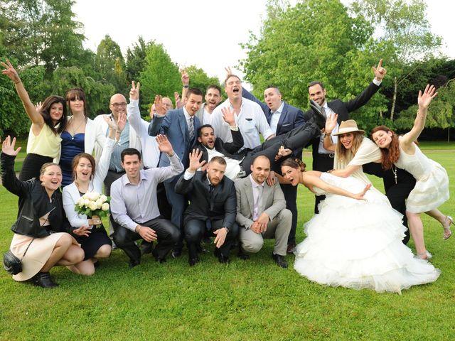 Le mariage de Grégory et Emilie à Maisons-Alfort, Val-de-Marne 27
