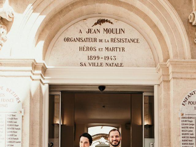 Le mariage de Quentin et Anaïs à Béziers, Hérault 34