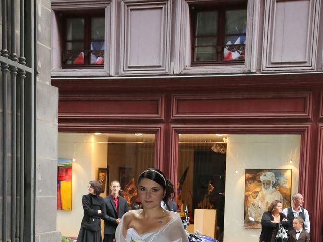 Le mariage de Alexandra et Edric à Clermont-Ferrand, Puy-de-Dôme 4